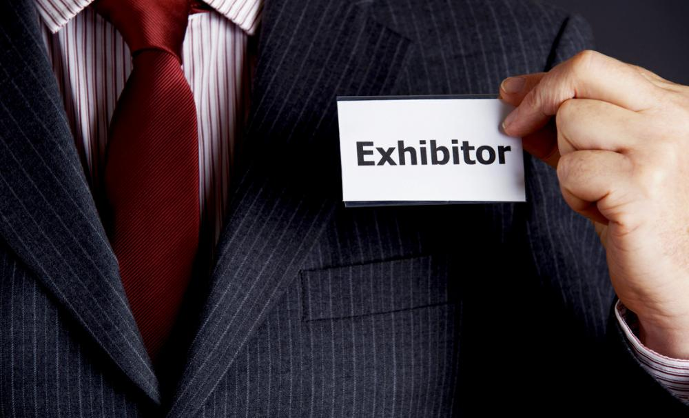 Attracting visitors to your exhibition stand{{}}