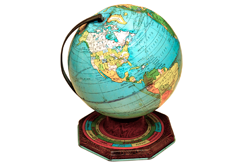Are you ready to export - A globe