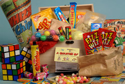 How we sell retro sweets online