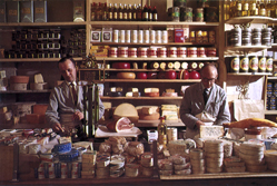 This is the Jermyn Street shop interior as it was in the 1960s.