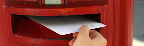 Direct mail: letterbox marketing