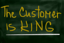 Is the customer king? Tired old cliché or still as relevant as ever?{{}}