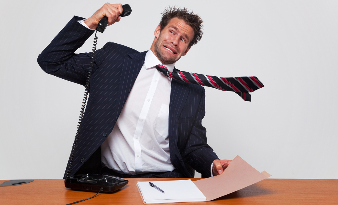 Does cold calling bring you out in a cold sweat?{{}}