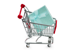 Ecommerce - shopping trolley