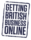 Getting British Business Online logo