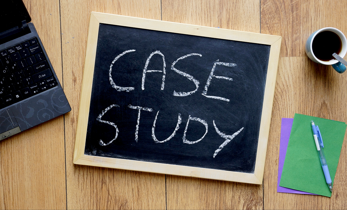 writing a case study for marketing