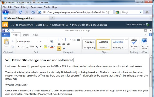 Will Office 365 change how we use software? | Marketing Donut