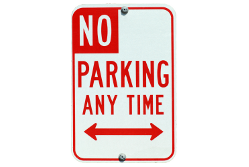 Your website, a pretty parking lot or sales/no parking{{}}