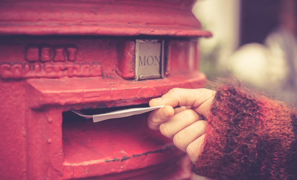Running a direct mail campaign{{}}