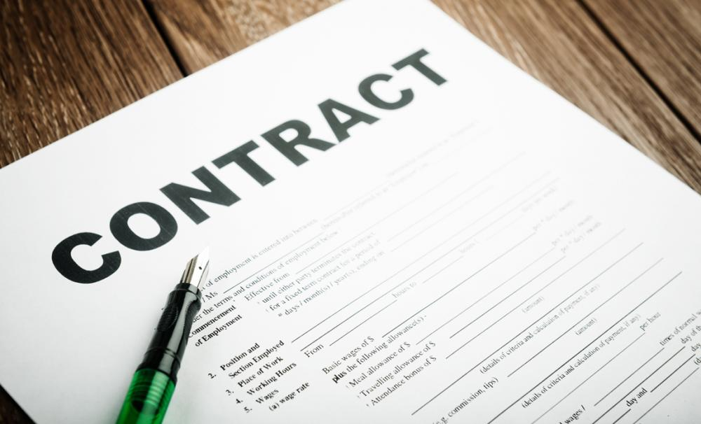 Tendering for contracts{{}}
