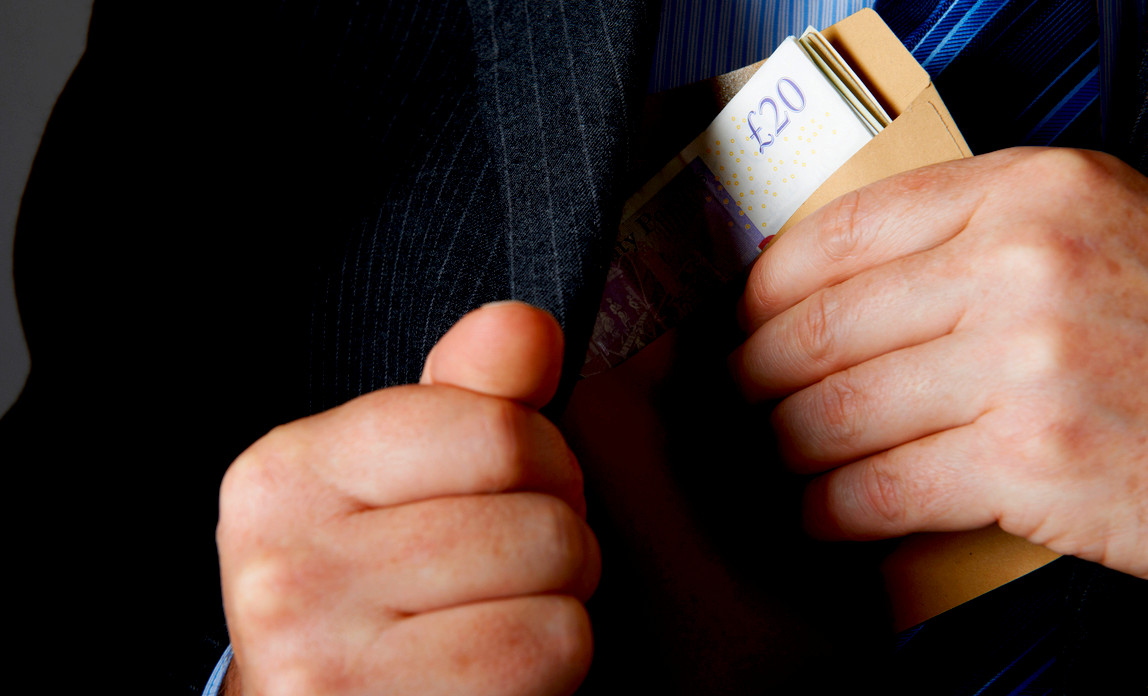 Q&A: The Bribery Act and your business