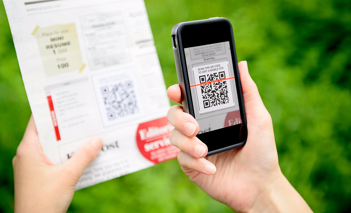 Q&A: Mobile marketing with QR codes{{}}