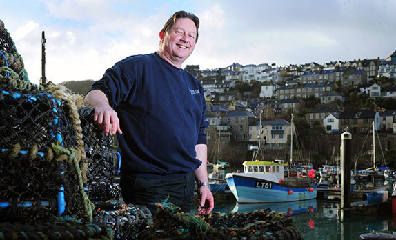 Podcast: Chloe Thomas talks to Rob Wing aka The Cornish Fishmonger