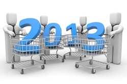More sales in 2013