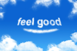Feel good clouds{{}}