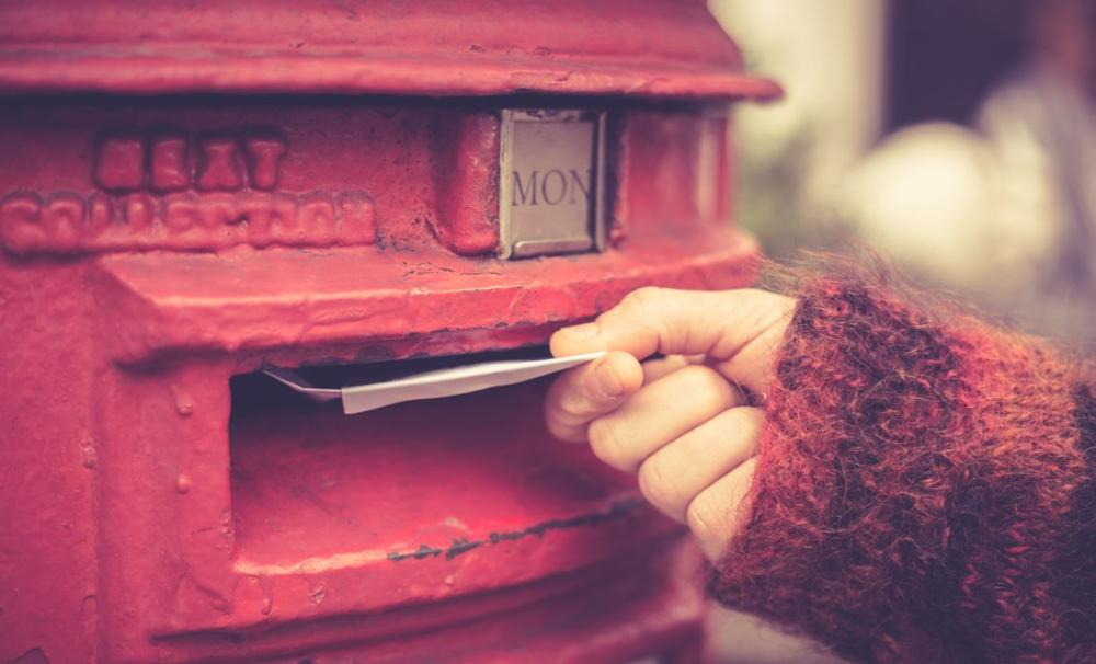 Confessions of a direct mail junkie{{}}