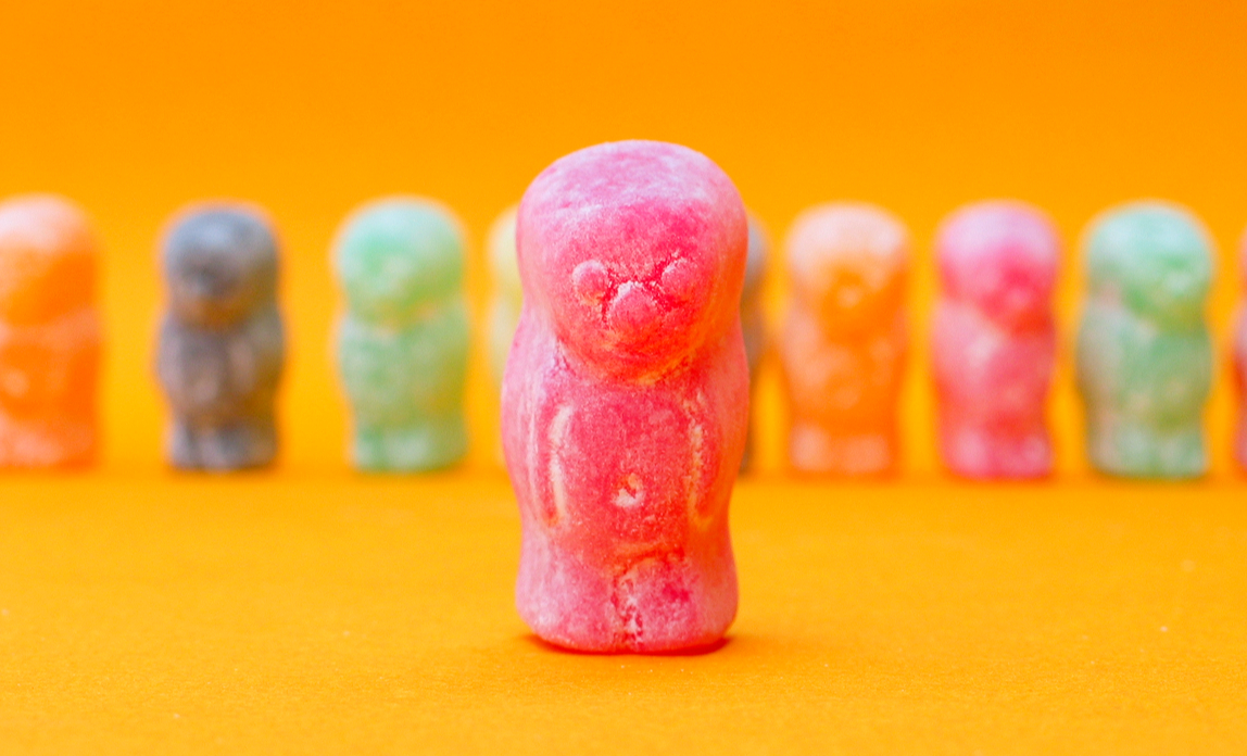Why jelly babies (and other props) can improve your presentations