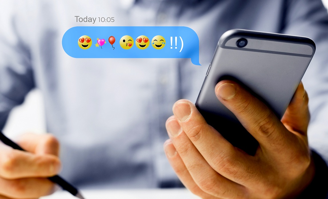 Four ways to use emojis to promote your brand