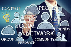 How to improve your customer service with social media{{}}