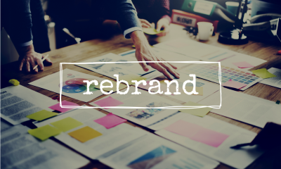 Three things to remember during a rebrand