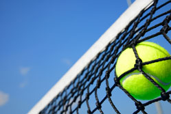 Why communication is like tennis; and how to do both better{{}}