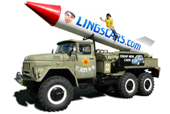 Lings Cars logo