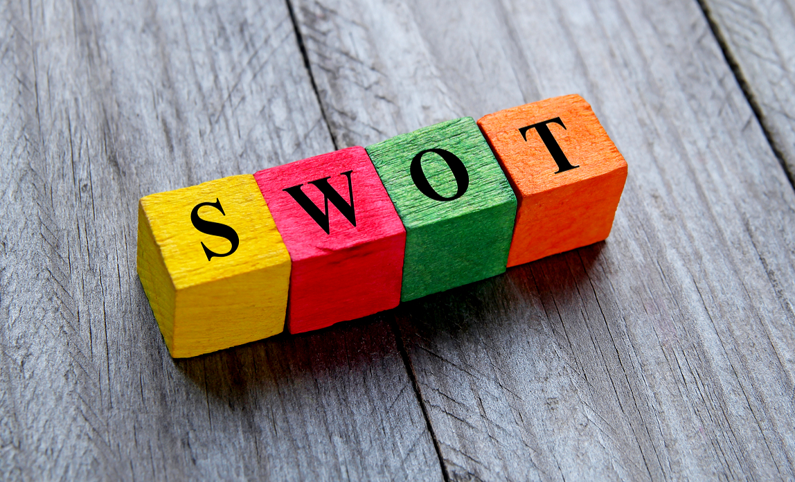 swot mamee Swot analysis swot analysis is a tool for auditing an organization and its environment it is the first stage of planning and helps marketers to focus on key issues swot stands for strengths, weaknesses, opportunities, and threats.