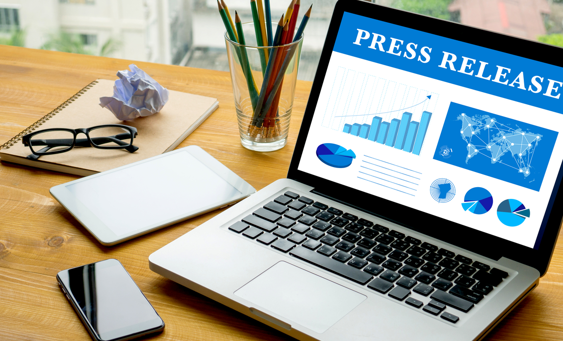 write press release A press release, news release, media release, press statement or video release is a written or recorded communication directed at members of the news media for the purpose of announcing something ostensibly newsworthy.
