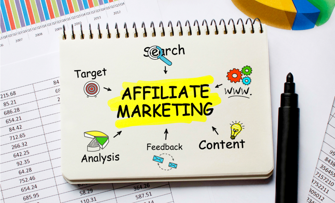 Get an affiliate to promote your business