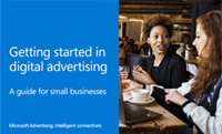 Microsoft Advertising eguide cover