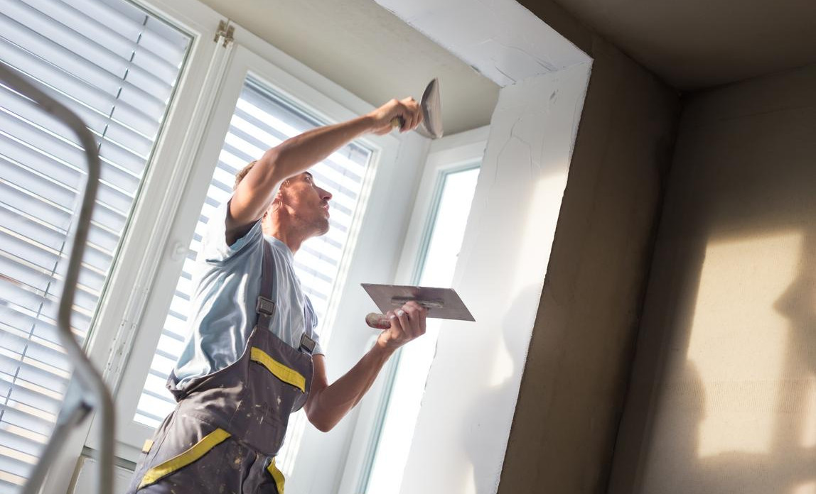 Is This The Future of Plastering?