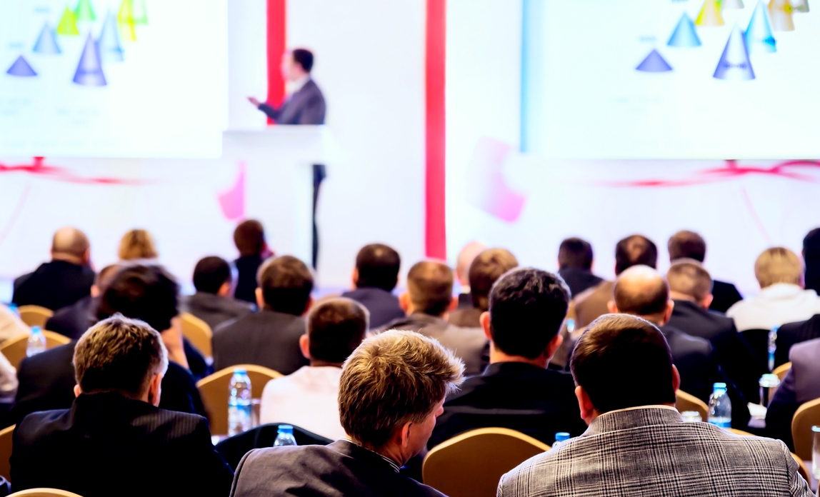 Seven ways to give your presentations maximum impact{{}}