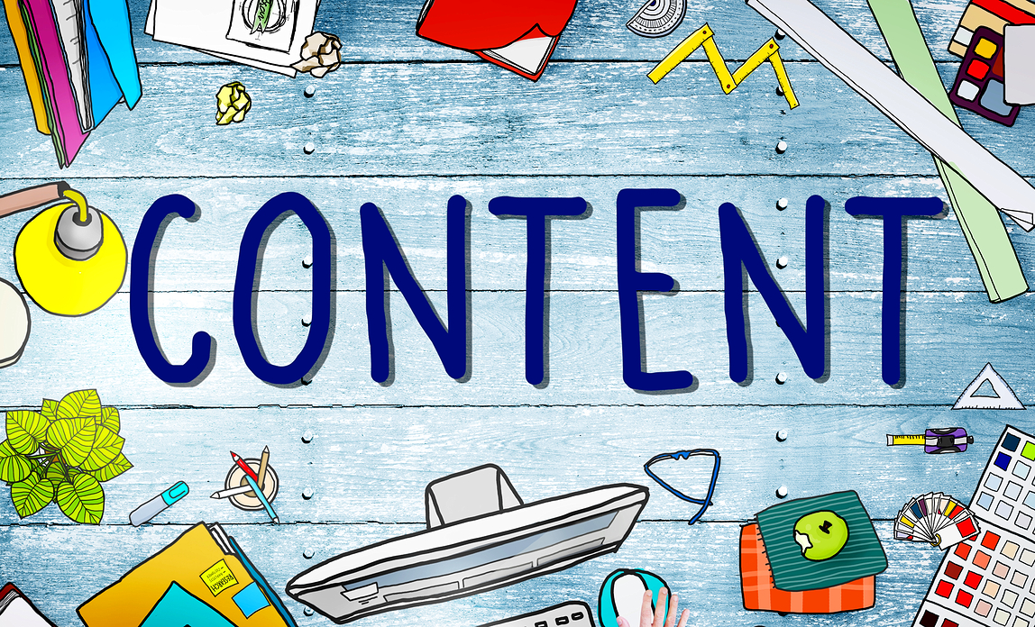 Want better search results? Think content