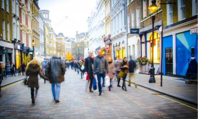 Mixed fortunes for UK high streets in 2019