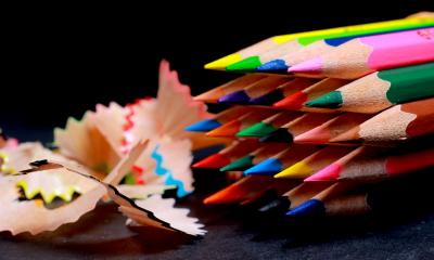 Coloured pencils - How to get the best out of a creative team