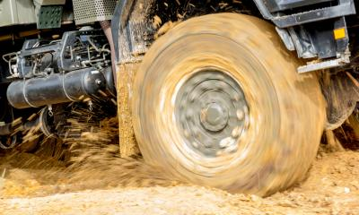 Tyre stuck - Is your business in a rut?