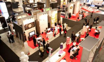 Exhibition Stall Height : What s the best location for your exhibition stand marketing donut