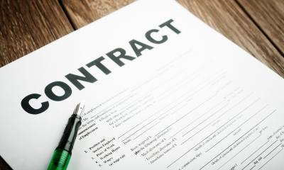 Tendering for contracts