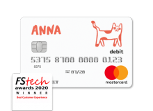 ANNA Money credit card