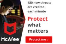 McAfee - protecting the devices that matter
