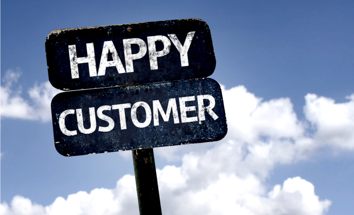 turn your customers into your best sales people marketing donut