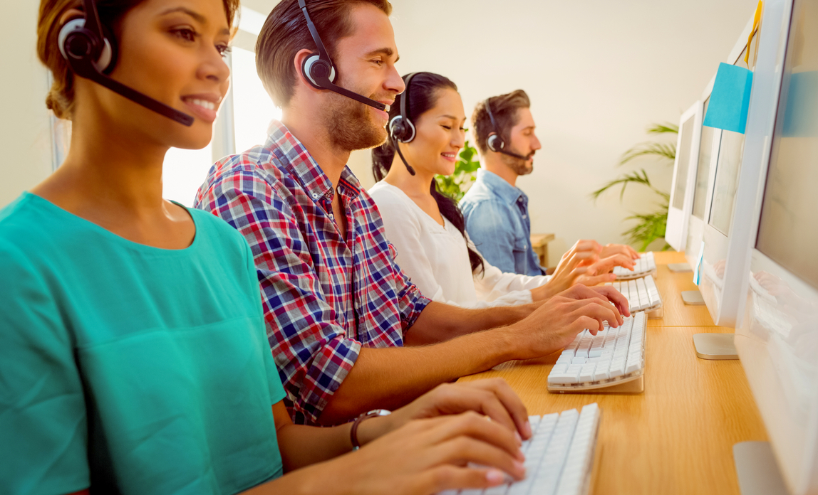 telesales staff - Using PR to reach your customers